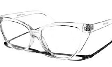 The Here Clear Kitty Kitty Cat Frame