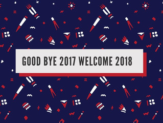 2017 WAS ONLY the Beginning!
