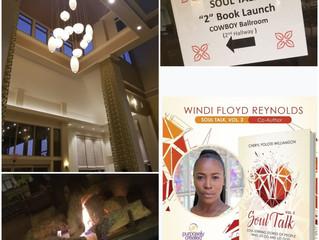 Launching Soul Talk 2 in Dallas, Texas