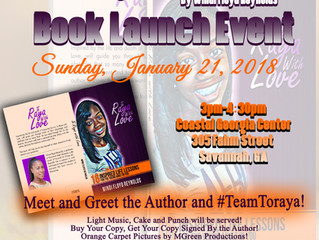 ALERT- 'To Raya with Love' BOOK LAUNCH EVENT THIS MONTH!