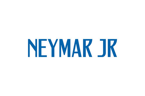 Brazil Third Nameblock - Youth -Neymar JR