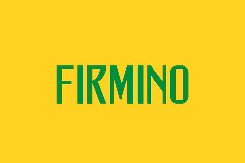 Brazil Home Nameblock - Youth -Firmino