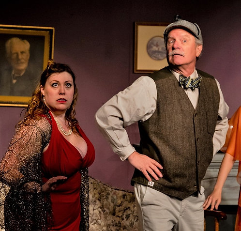 Inspector Hound / Black Comedy - Sun. Jan 27th 2:00 - member