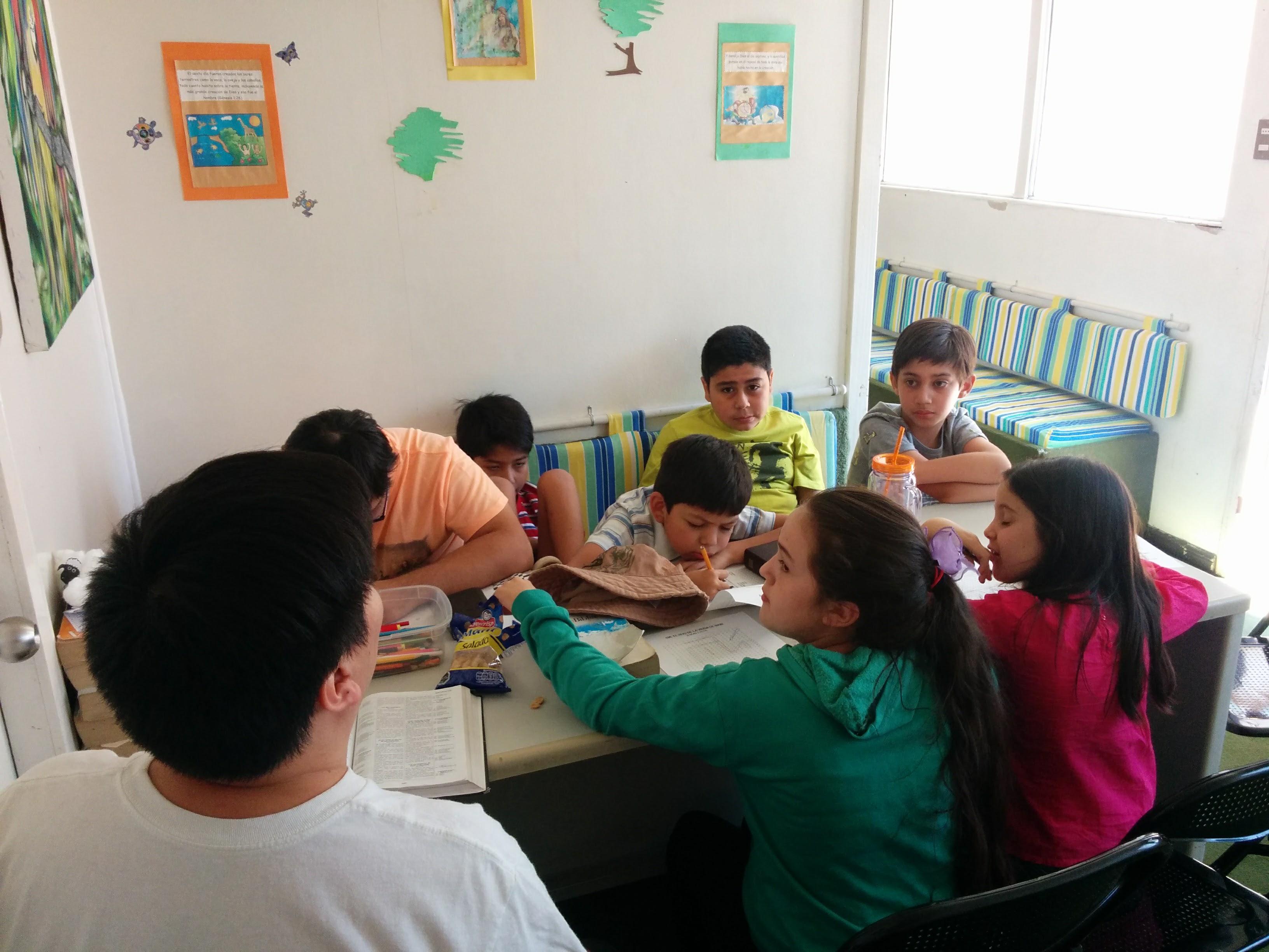 Sunday School big kids (1)
