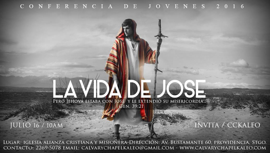 La Vida de Jose graphic