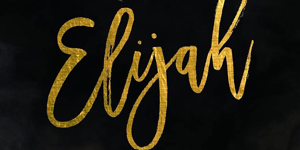 Women's Wednesday Night Bible Study - Elijah