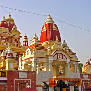 Vrindavan Temple Birla Mandir