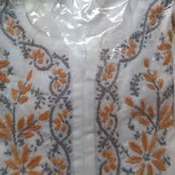 Lucknow Chicken embroidery