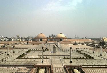 Ambedkar Park in gomti nagar, Lucknow 8.