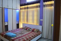 Bedroom of 2BHK Executive Suite