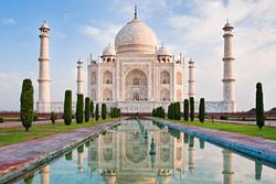 Taj-Mahal, Agra