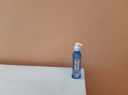 Sanitizer in SA2 apartment