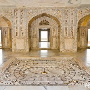 Shish Mahal Agra Fort