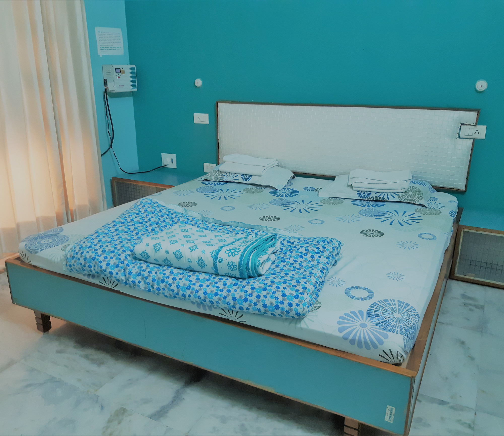 Master Bed Room in 2BHK Apartment