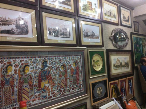 Grover Art gallery lucknow