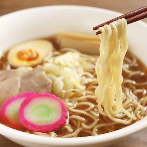 小麦の味がする生ラーメン(細麺)調理イメージ