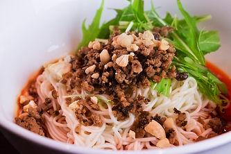 麻 SHIBIRE 担々麺