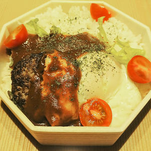 ロコモコ丼 1,200円
