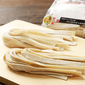 小麦の味がするうどん(平生麺)