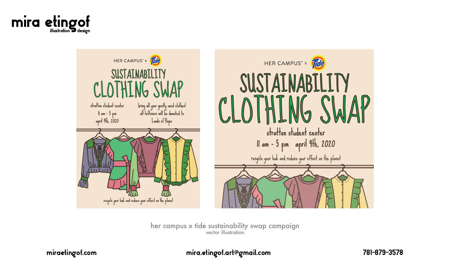 Sustainability Swap Campaign