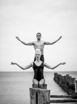 Partner Akrobatik