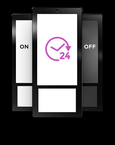 Ei-Slim Dual - Устанавливайте время трансляции для каждого устройства или группы устройств.