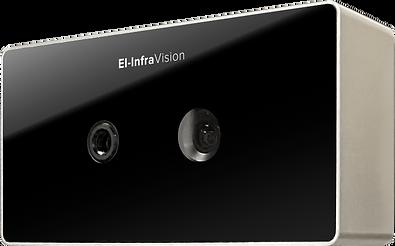 Ei-InfraVision Innovative IR body temp scanner camera by Eastidea