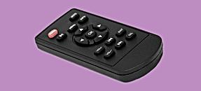 Elevator Advertising Ei-Slim Dual LCD Display - Remote control
