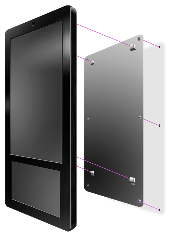 Ei-Slim Dual - Прост в установке