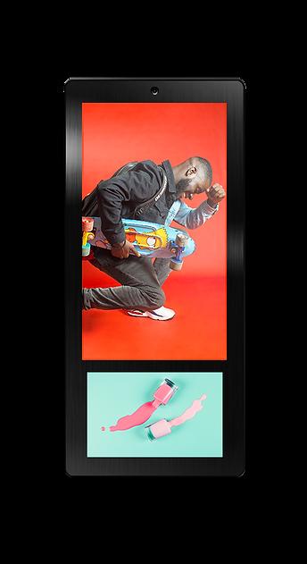 Ei-Slim Dual Дисплей с двойным экраном
