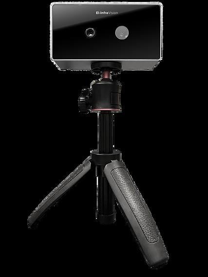 Ei-InfraVision - Алюминиевый корпус с черной стеклянной поверхностью