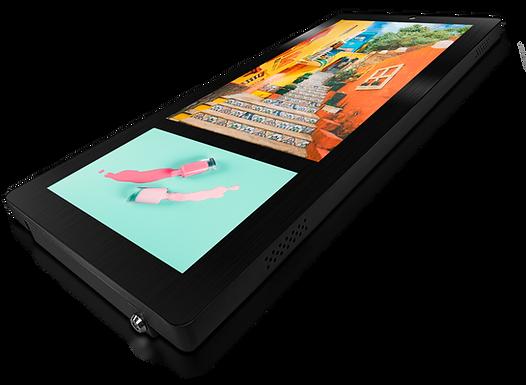 Advertising tv with dual display on windows Ei-Slim Dual.png
