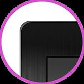 Ei-Slim Dual - Лаконичный и эффектный дизайн