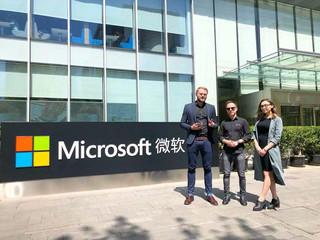 Addreality AI Based Digital Signage Solutions, find us on Microsoft Azure Market place China