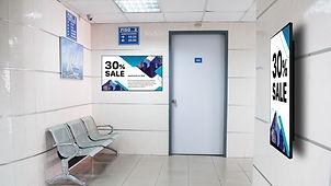 Ei-Excel Industrial grade high brightness lcd display 43-86 inch for hospitals.jpg