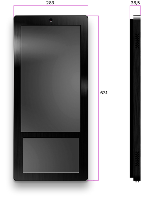Ei-Slim Dual - Технические характеристики