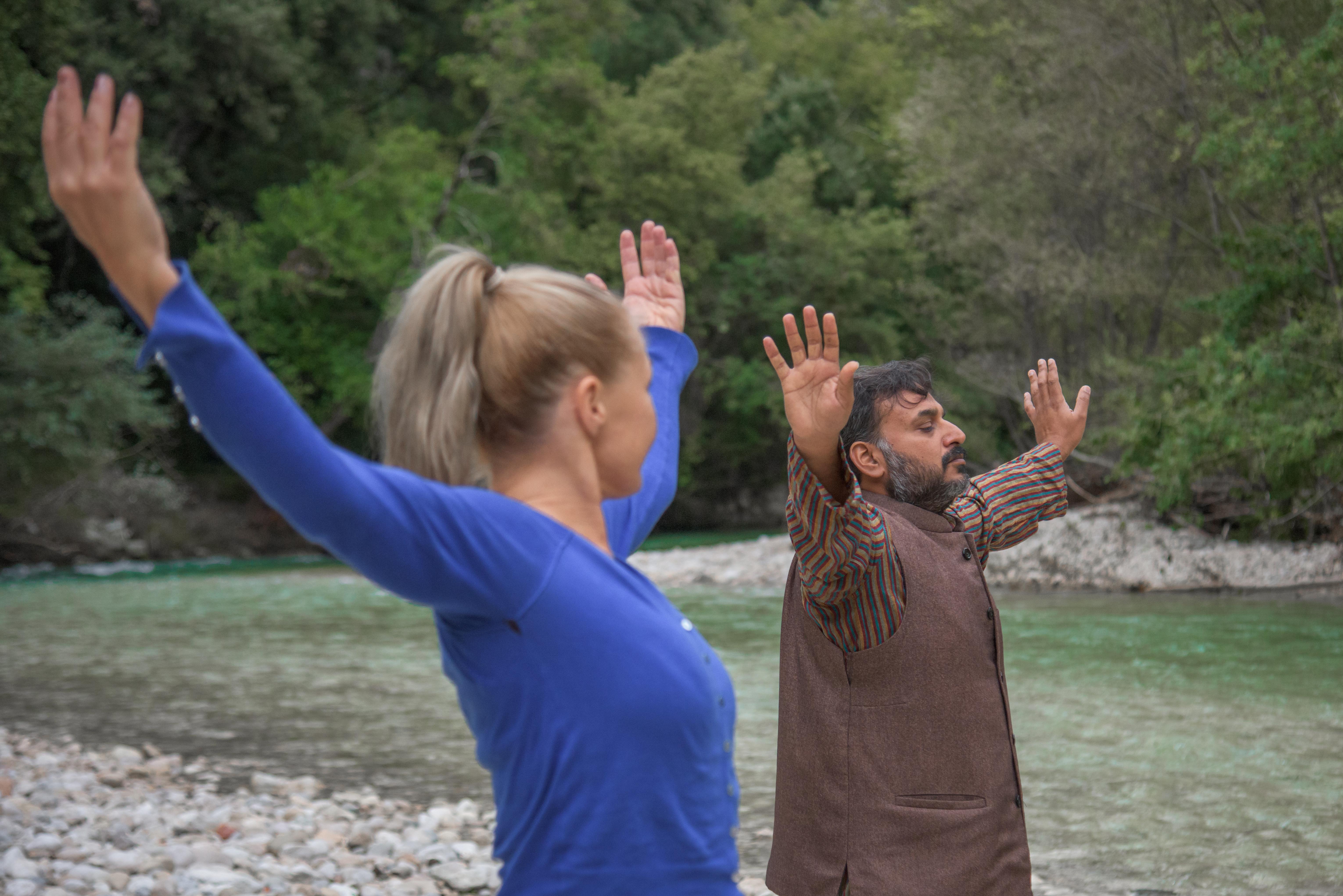 Osho Kundalini Dance Meditation