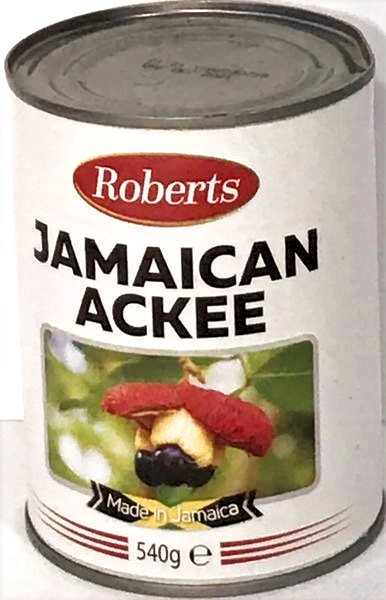 Roberts Jamaican Ackee