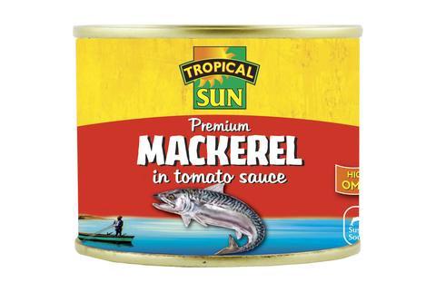Mackerel in tomato