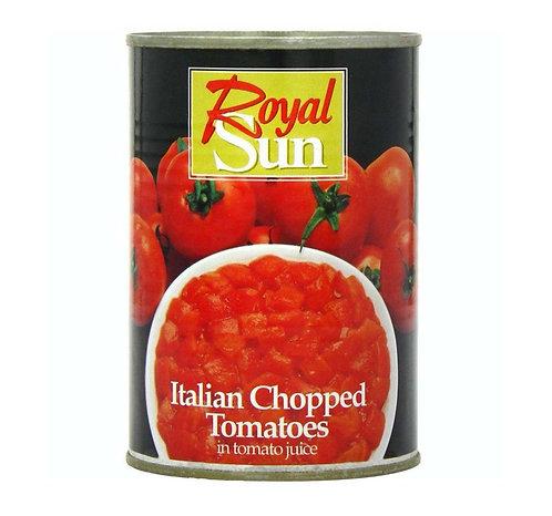 Chopped Tomatoes (royal sun)