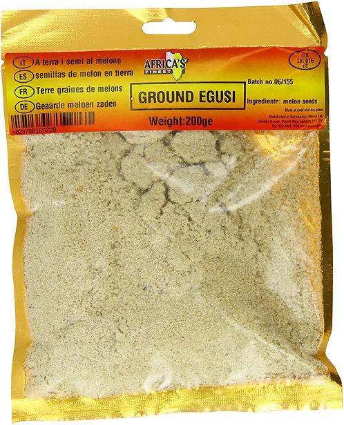 Egusi Grounded