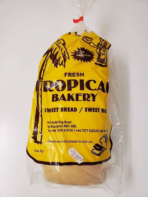Fresh Tropical Sweet Bread