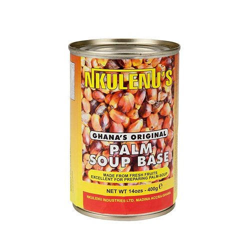 Nkulenu palm soup base