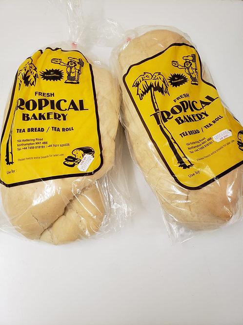 Fresh Tropical Tea Bread