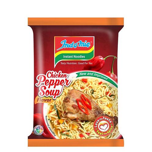 Pepper Soup Indomie Noodles