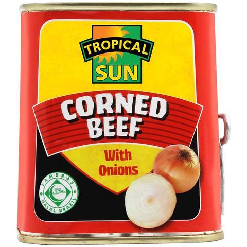 Corned Beef (Halal)
