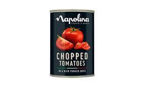 Napolina Tomatoes