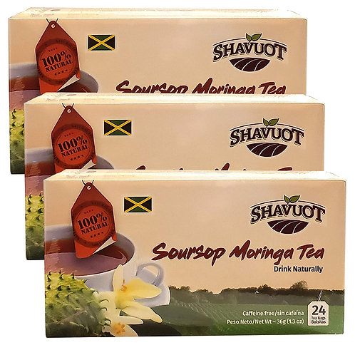 Shauvot Teas