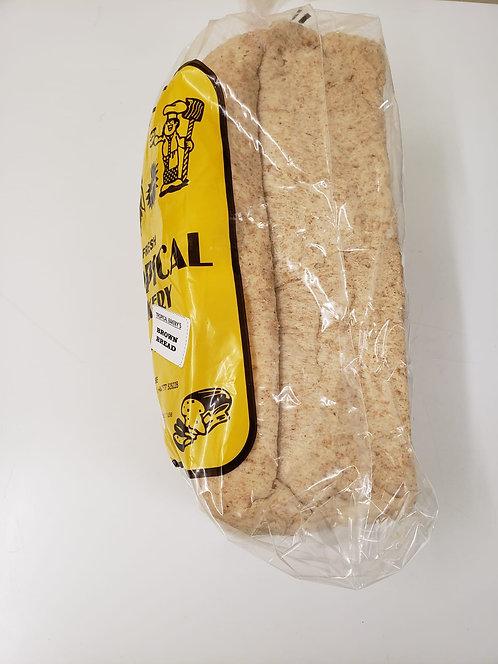 Fresh Tropical Brown Bread