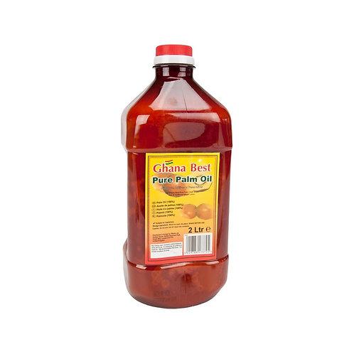 Ghana Best palm oil